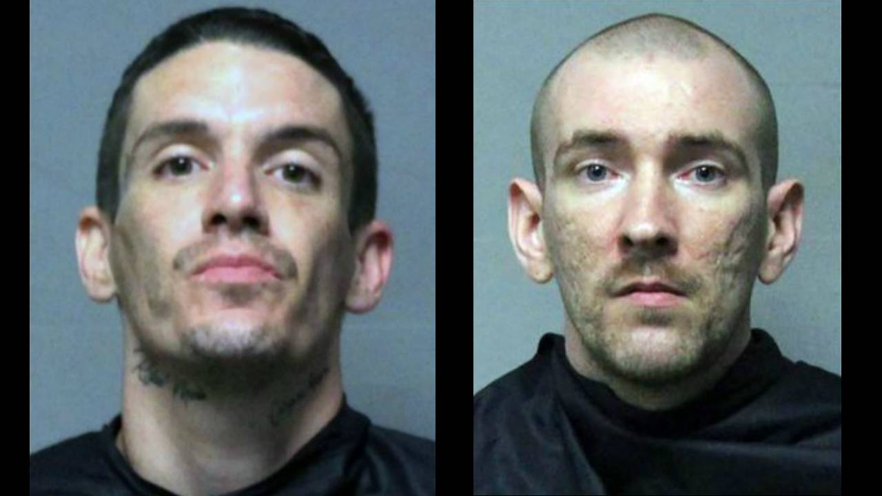 Woman shoots, kills escaped inmate who broke into home armed