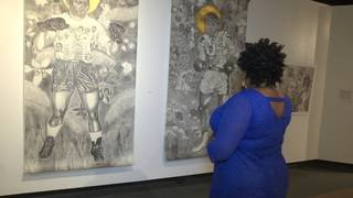 Black History Month observed with art at Ritz Theatre and Museum