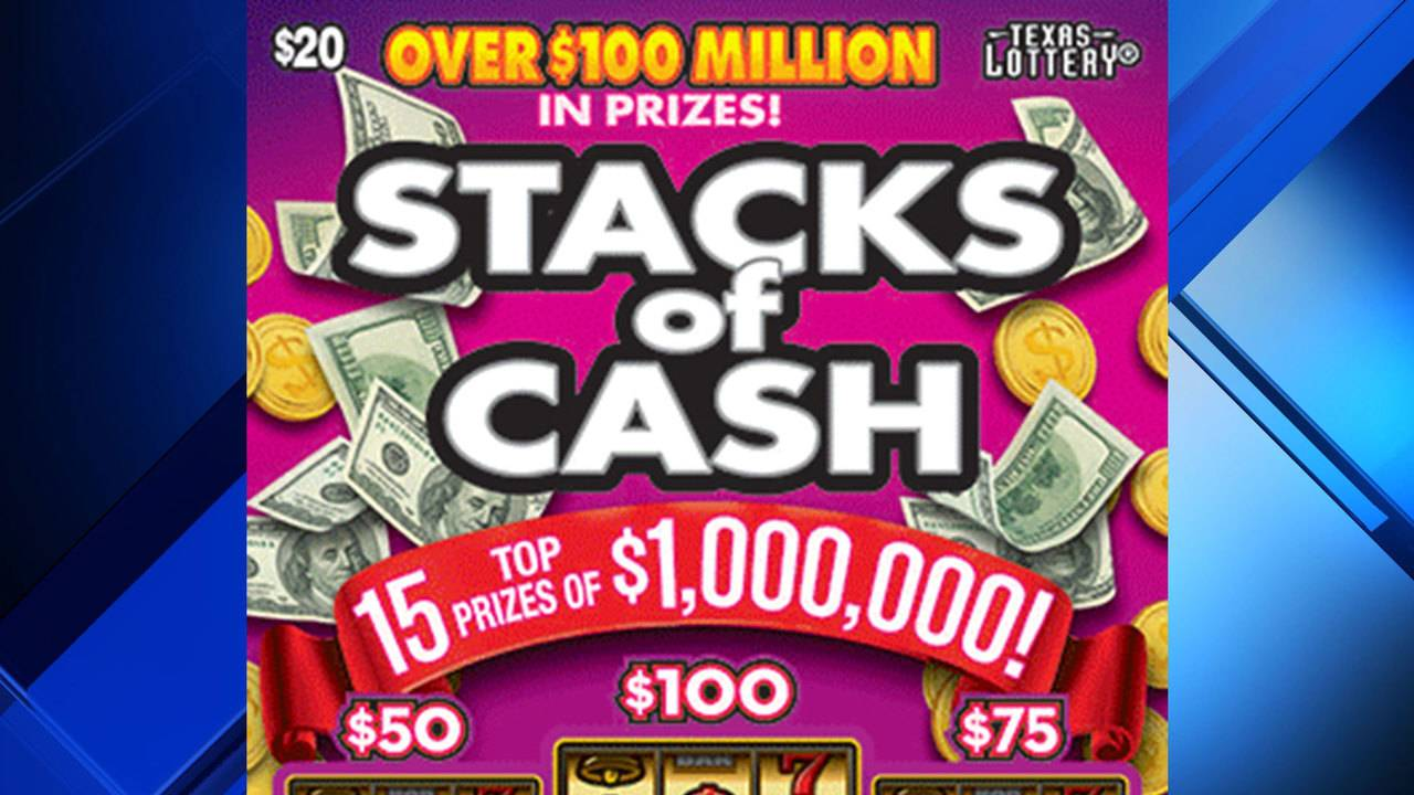 Winning lottery ticket sold in San Antonio nets South Texas