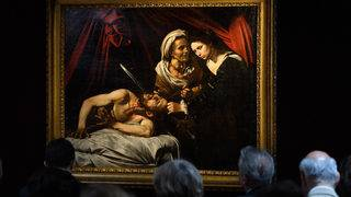 'Lost' Caravaggio valued at $170M sold
