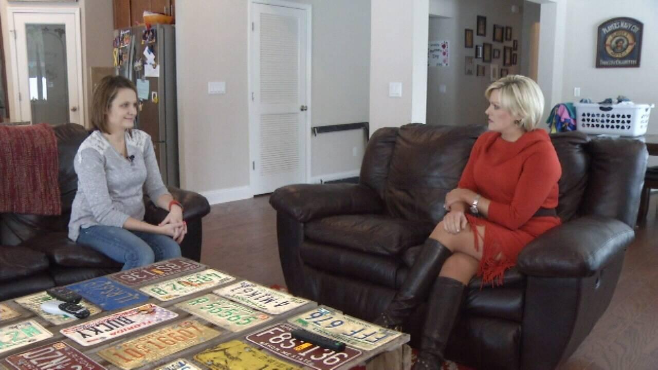 Becky Edwards talks with Nikki Kimbleton