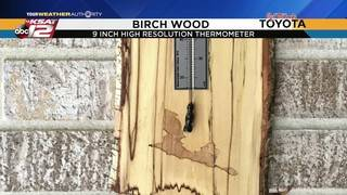 Thermometer Thursday: 6/21/18