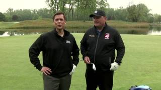On the course with Krause: Golf chip tricks