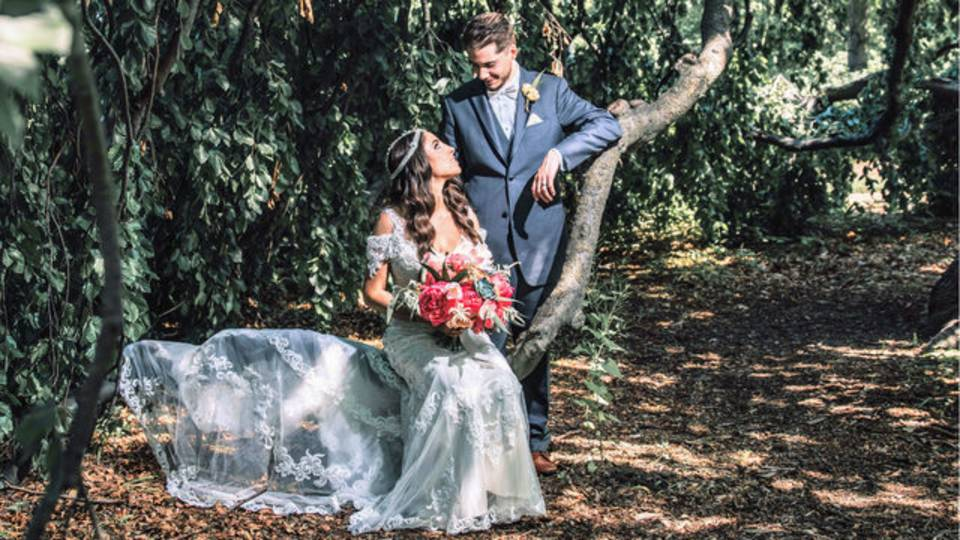Michael B. Anthony Wedding