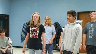 Christiansburg High School students to be rock stars for night