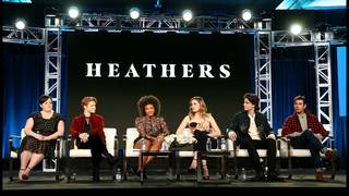 Check out the new 'Heathers'