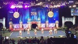 Fleming Island co-ed cheerleaders win national championship