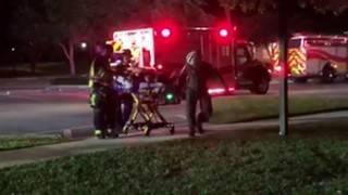 Motorcyclist severely injured in Weston crash