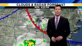 Metro Detroit weather forecast: Intense downpours and storms possible…