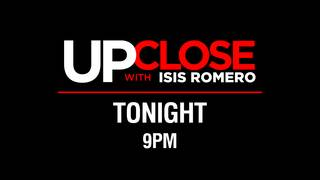 New episodes of 'Up Close with Isis Romero' air Thursday at 9 p.m.