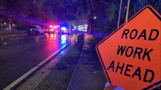 Flooding shuts down problem area on Orlando Avenue in Maitland -- again