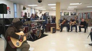 Wayne Kramer gives Detroit inmates chance to improve their lives through music