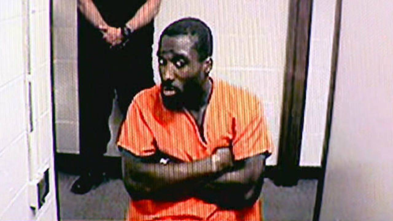 Nathaniel Abraham arraignment crossed arms