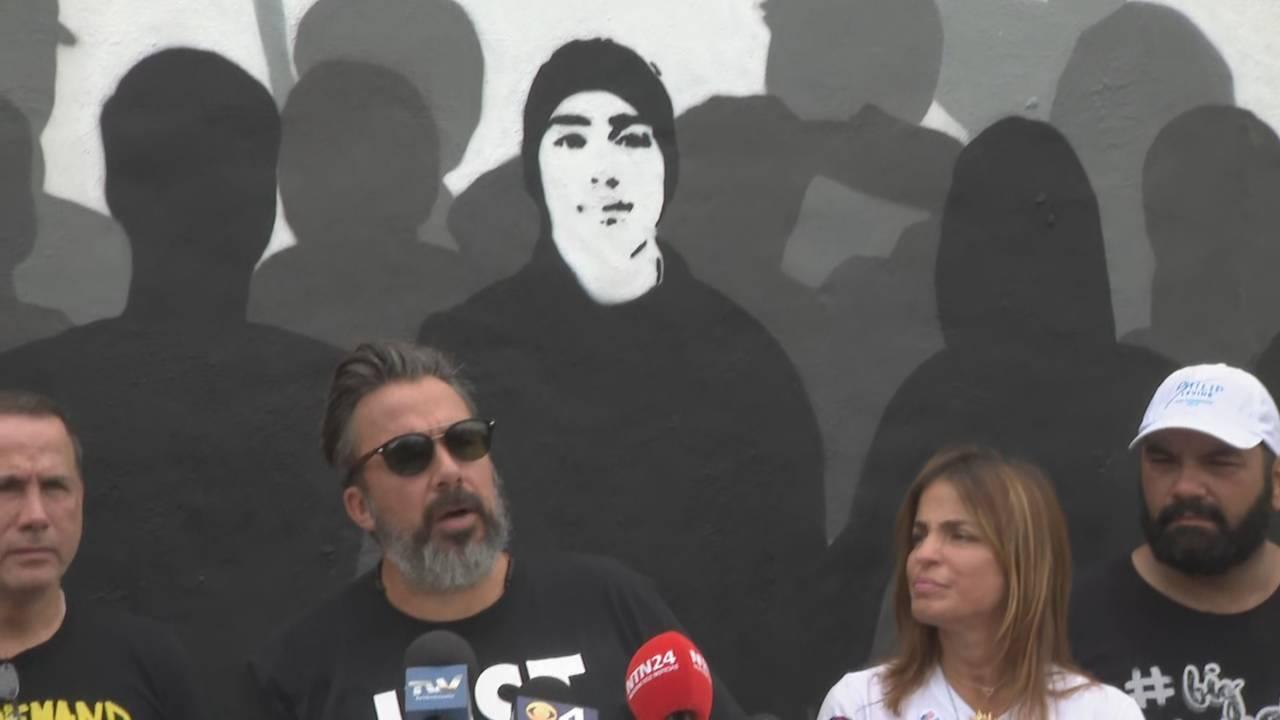 Joaquin Oliver mural