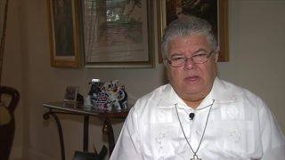Roman Catholic priest says lack of freedom has Cubans living in fear