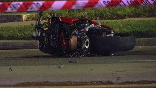 Motorcyclist dies after crash in Mandarin, JSO says