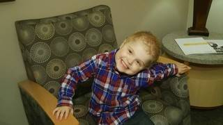 Roanoke boy survives heart transplant, honored at 25th Annual Heart Walk