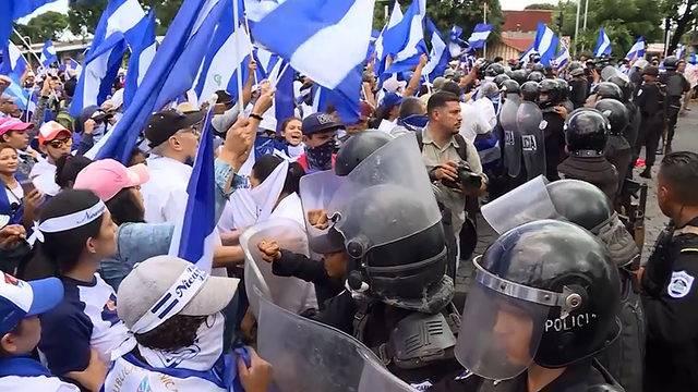 Resultado de imagen para Nicaragua protests