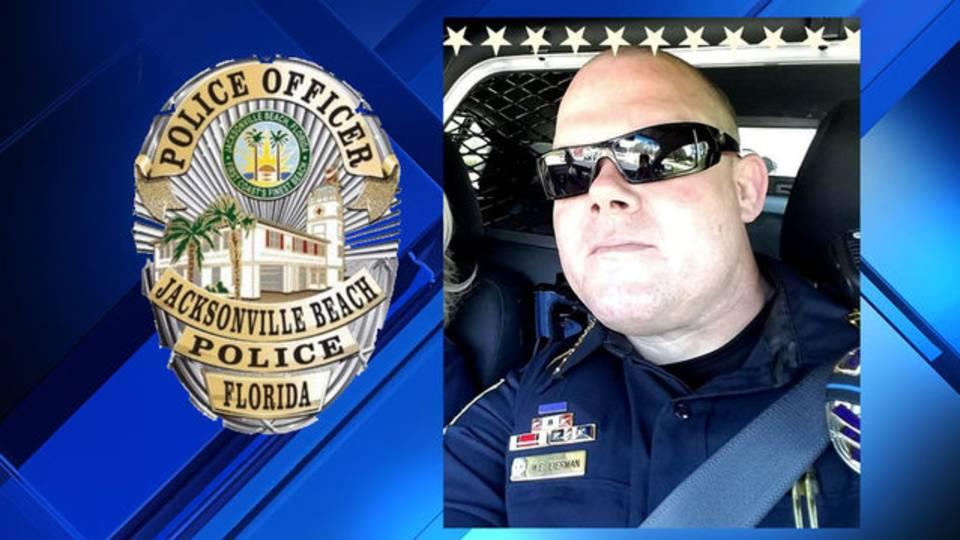 JBPD Officer William Eierman