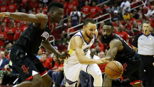 Keys to Houston Rockets win in Game 1 against Golden State Warriors
