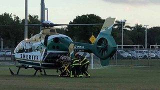 Teen struck by car while riding bike to school in Weston, authorities say