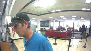 Man robs Kissimmee bank after earlier failed robbery attempt, police say