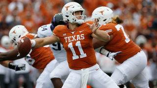 Texas ends 4-year skid against No. 17 TCU 31-16