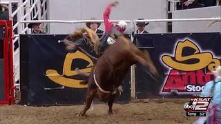 San Antonio Stock Show and Rodeo names first bull riding winner