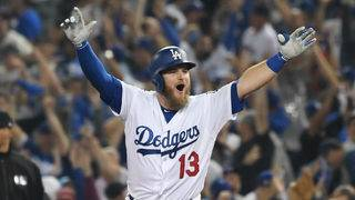 Dodgers win Late, Late Late Show, cut Red Sox lead to 2-1 in World Series