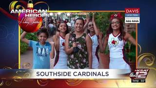 Holiday Greetings: Southside Cardinals