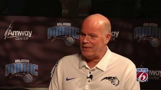 Q & A with new Magic head coach Steve Clifford
