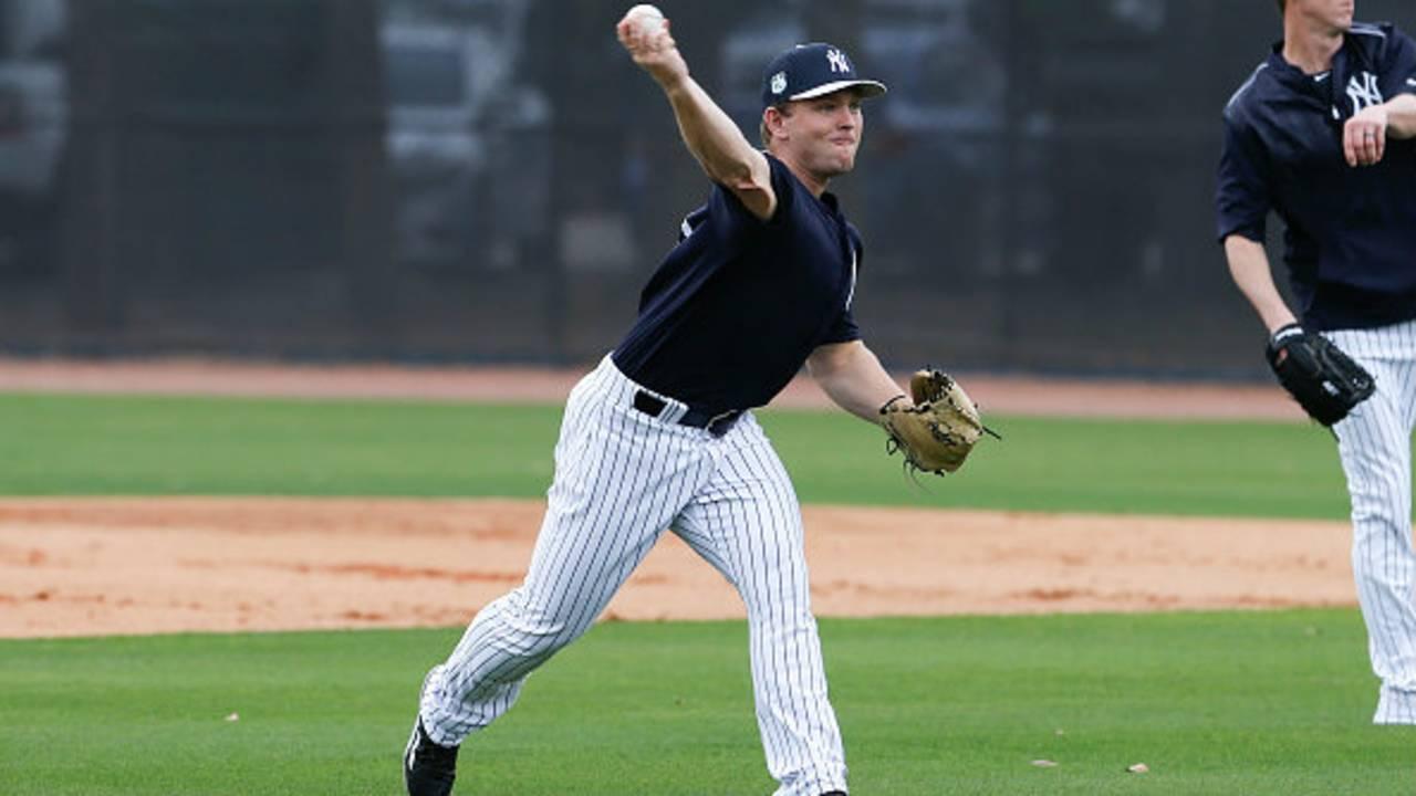 Chance Adams Yankees
