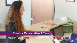 HealthTexas offers quality personalized care
