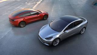 Tesla is temporarily stopping production of the Model 3