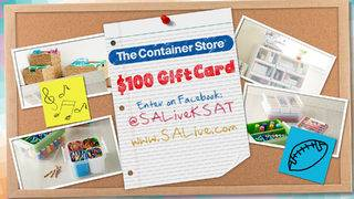 Contest Rules: SA Live Back-to-School Giveaway