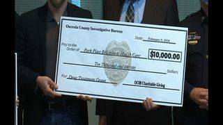 Osceola task force uses drug money to fight opioid crisis