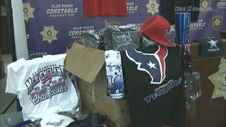 Deputies confiscate about $1 million in counterfeit Super Bowl&hellip&#x3b;