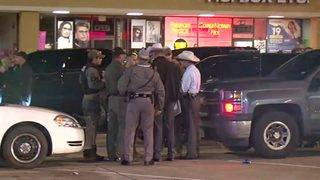 Texas DPS fatally shoots suspect in attempted robbery at NW Houston Wingstop