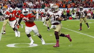 Seminoles face 3 of first 4 ACC opponents on road in 2018