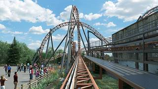 Carowinds to welcome new ride in 2019