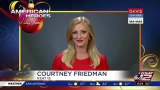 Holiday Greetings: Courtney Friedman