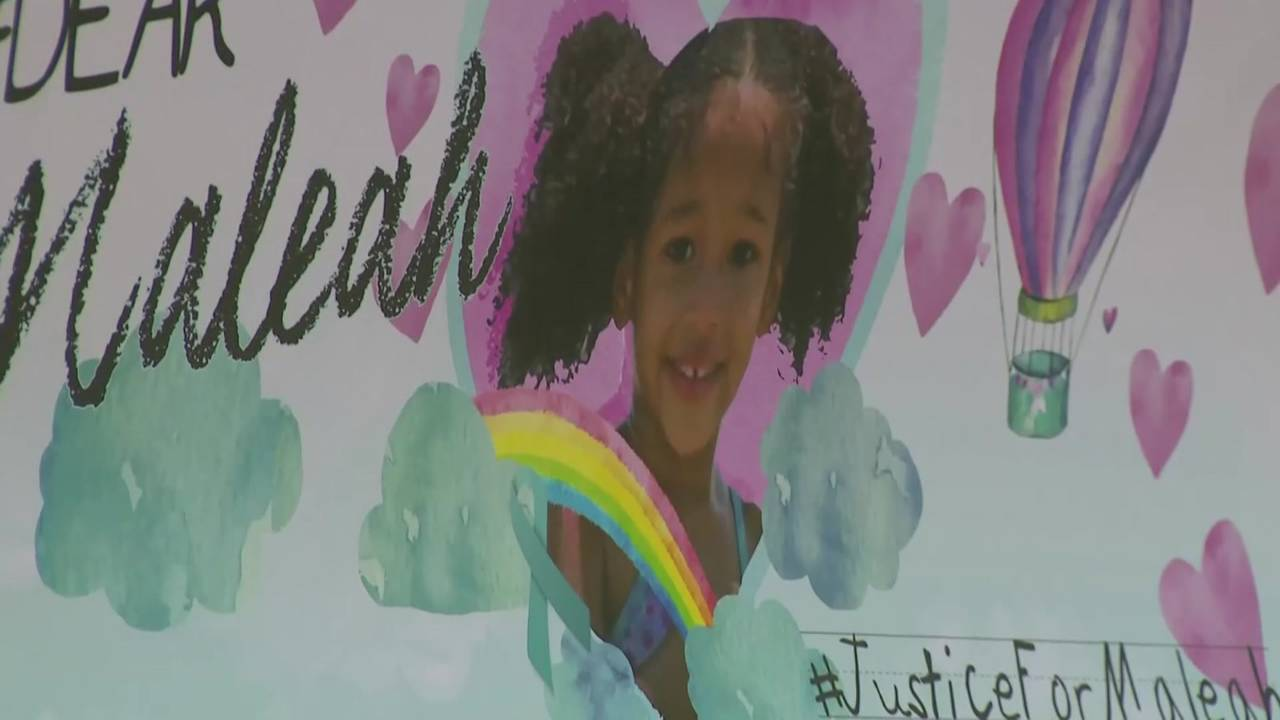Vigil held for Maleah Davis 5-15-19