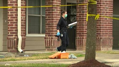Daughter accused of shooting, killing father in southwest Houston