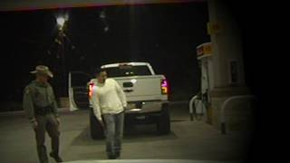 There's like no way out of this?': Video shows DWI arrest of