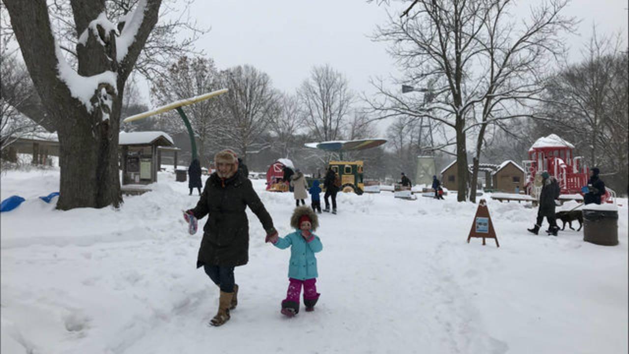 Winter County Farm Park
