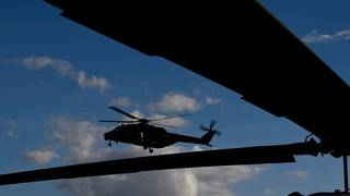 Helicopters flying over Broward as part of tactical training exercise