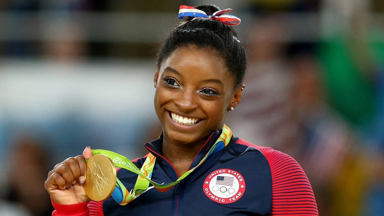 0d33f21b2 Simone Biles soars to AP Female Athlete of the Year