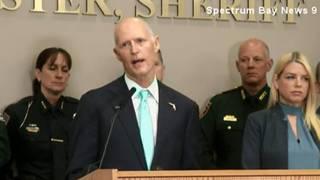 Gov. Scott offers to send extra officers to Parkland school