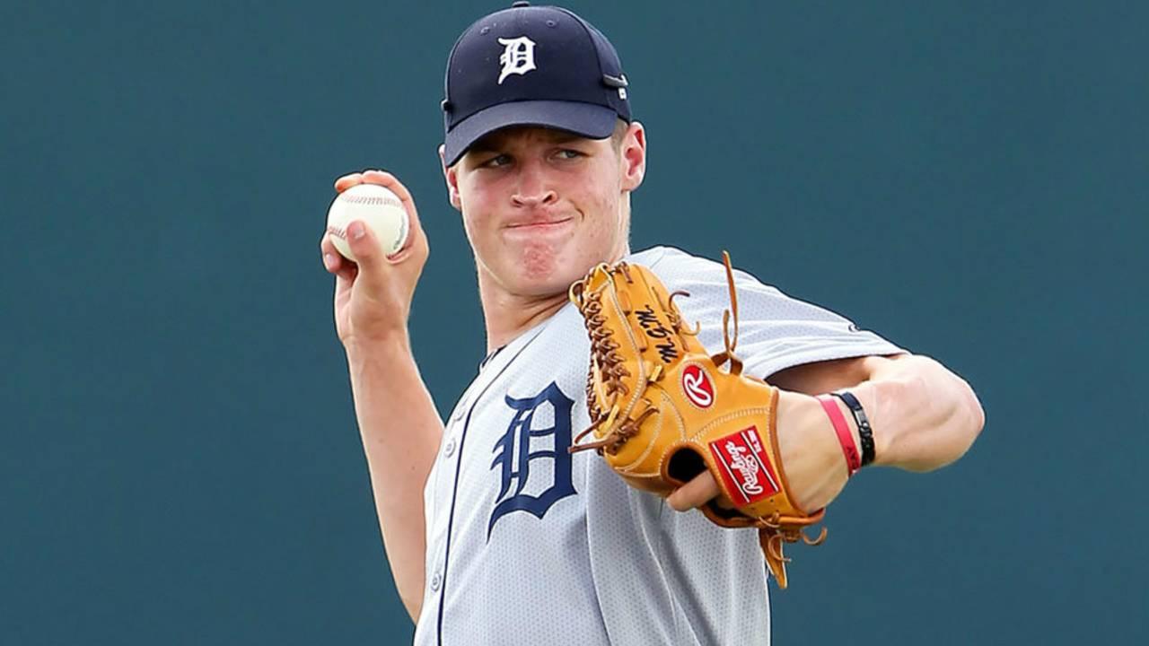 Matt Manning Detroit Tigers prospect