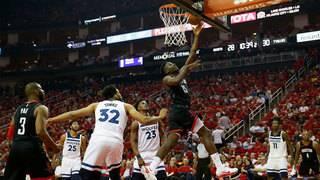 Rockets use big 3rd quarter again, beat Timberwolves 122-104 to close&hellip&#x3b;
